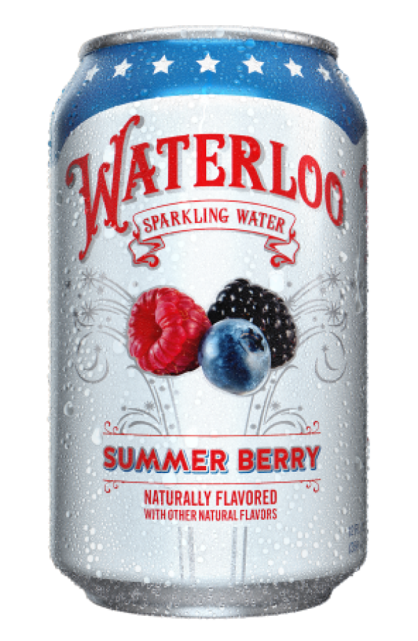 Waterloo Summer Berry Can
