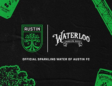 Austin FC and Waterloo Become Official Partners